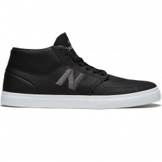 New Balance 346 Mid Shoes - Black/Grey