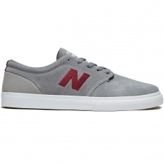 New Balance 345 Shoes - Grey/Burgundy