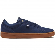 DC Astor Shoes - Navy/Gum