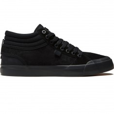 DC Evan Smith Hi S Shoes - Black/Black