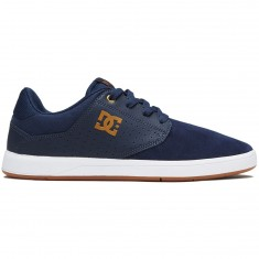 DC Plaza TC S Shoes - Navy/White
