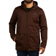 DC Exford Jacket - Coffee Bean
