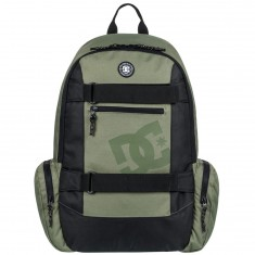 DC The Breed Backpack - Vintage Green