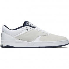 DC Tiago S Shoes - White/Navy