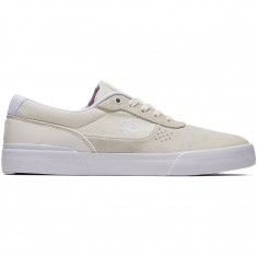 DC Switch Plus S Shoes - White