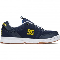 DC Syntax Shoes - Navy/White