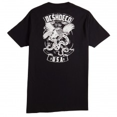 DC Sugihara Battle T-Shirt - Black