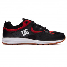 DC Kalis Lite Shoes - Black/Athletic Red