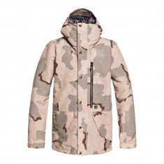 ccf4ee281fc DC Outlier Snowboard Jacket - Incense DCU Camo