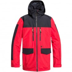 DC Company Snowboard Jacket - Racing Red