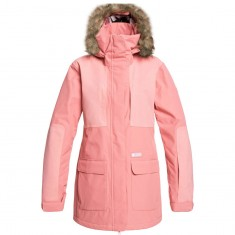 DC Panoramic Snowboard Jacket - Dusty Rose