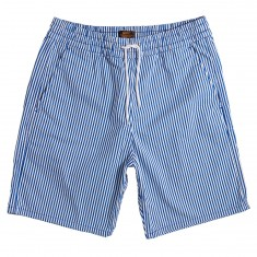 Levis Easy Shorts - Blue Seersucker Ripstop