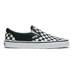 Vans Classic Slip-On Shoes - Scarab/White
