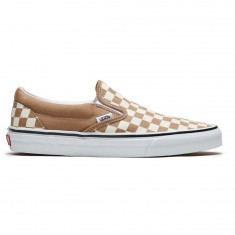 Vans Classic Slip-On Shoes - Tigers Eye/White