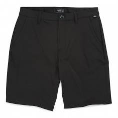 Vans Authentic Decksider Shorts - Black