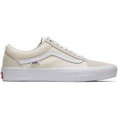 Vans Old Skool Pro Shoes - White