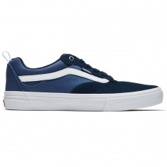 Vans Kyle Walker Pro Shoes - Dress Blues/Vintage Indigo/White