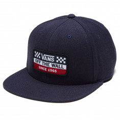 Vans Hickam Snapback Hat - Dress Blues a4fc045e1dec