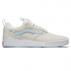 Vans UltraRange Pro Shoes - Classic White/Baby Blue