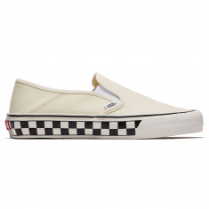 Vans Slip-On SF Shoes - Classic White/Checker