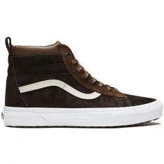 Vans Sk8-Hi MTE Shoes - Dark Earth/Seal Brown