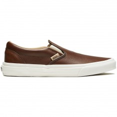Vans Classic Slip-On Shoes - Shaved Chocolate/Porcini