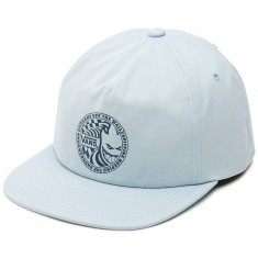 Vans X Spitfire Shallow Unstructered Hat - Baby Blue