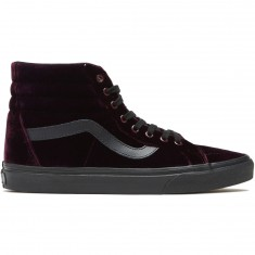 Vans SK8-Hi Reissue Shoes - Red/Black