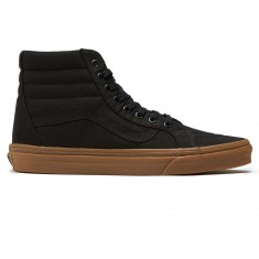 Vans SK8-Hi Reissue Shoes - Black/Light Gum