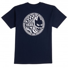 Vans X Spitfire II T-Shirt - Dress Blues