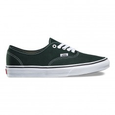 Vans Original Authentic Shoes - Scarab/True White