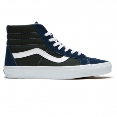 Vans SK8-Hi Reissue Shoes - Dress Blue/Scarab