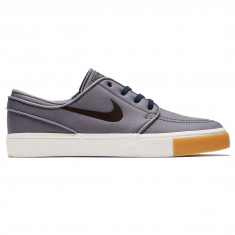 bb66fd59ef Nike Zoom Stefan Janoski Shoes - Gunsmoke Velvet Brown Burgundy Crush