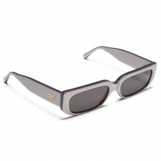 Crap Eyewear Paradise Machine Sunglasses - Reflective Grey Acetate