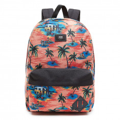 Vans Old Skool II Backpack - Dystopia Floral