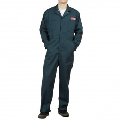 Vans x Independent Coverall Pants - Darkest Spruce