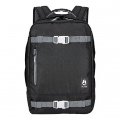 Nixon Del Mar II Backpack - Black/White