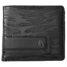 Nixon Showoff Bi-Fold Wallet - Dark Tiger Camo