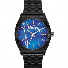 83623f4b0ec Nixon X Metallica Time Teller Watch - Black Ride The Lightning