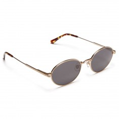 a5eb7f5aa73 Crap Eyewear New Riddim Sunglasses - Brushed Gold Wire Tokyo Tortoise Rims    Tips
