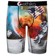 Ethika American Astronaut Boxer Brief - Assorted