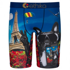 Ethika French Selfie Boxer Brief - Assorted