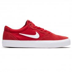 c0f5d39eca41ac Nike SB Chron SLR Shoes - Gym Red White