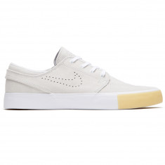 17526618c83 Nike SB Zoom Janoski RM SE Shoes - White White Vast Grey Gum