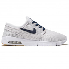 newest collection f8b12 d76f2 Nike Stefan Janoski Max Shoes - Vast Grey Obsidian White Gum Yellow