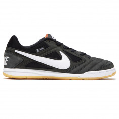 Nike SB Orange Label Gato Shoes - Black/White/Black