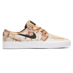 66f30289f Nike SB Zoom Janoski Canvas RM Premium Shoes - Parachute Beige Black Ale  Brown