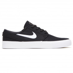 new style ba093 3b0aa Nike SB Zoom Janoski Canvas RM Shoes - Black White Thunder Grey Gum