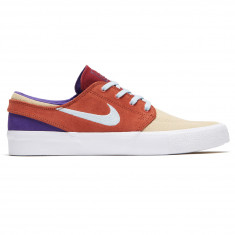 5dd2ee6e242fe Nike SB Zoom Janoski RM Shoes - Desert Ore Lt Armory Blue Dusty Peach