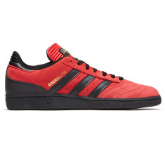 new product 3a1da 88824 Adidas Busenitz Shoes - Scarlet Black Gold Metallic